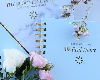 The Spoonie Planner Set