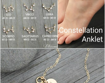gold anklet ankle bridesmaid friend peuce infinity best olizz evil eye filled bracelet in
