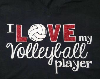 Volleyball Mom t-shirt/Mom shirt/volleyball shirt