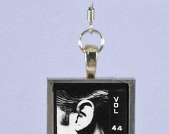 New Yorker Magazine Earring - An Ear Earring! :)