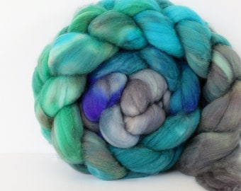Herkimer 4 oz Merino softest 19.5 micron Roving Top for spinning