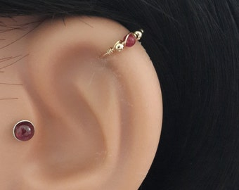 how to get bead off piercing earrings