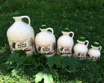 Collins Tree Farm Vermont Maple Syrup