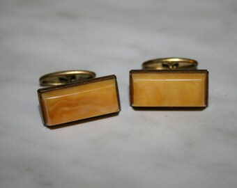 Cufflinks - Cuff links - Vintage cufflinks - Vintage Soviet Cufflinks -Round cufflinks