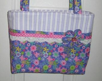 Purse/Diaper Bag for Little Girls