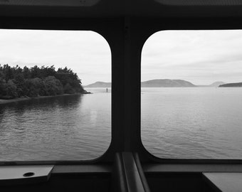 Ferry Window -  Photography Print