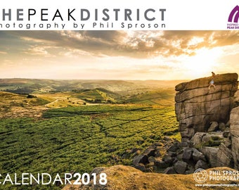 Peak District Calendar 2018