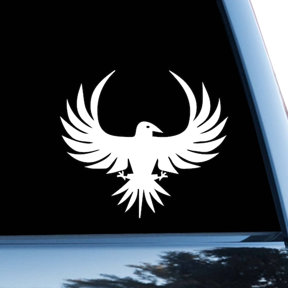Game Of Thrones Car Sticker Got Car Decal Nights Watch Symbol