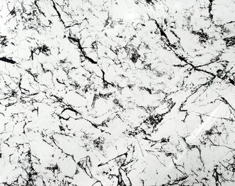 13.3 sqft White Marble Print Leather Cowhide Leather Skin for shoes, sandals, bags, upholstery, cushion cover 77x25 inch