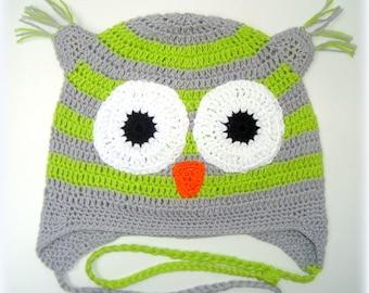 Happy Owl 84