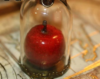 Bare Apple Necklace