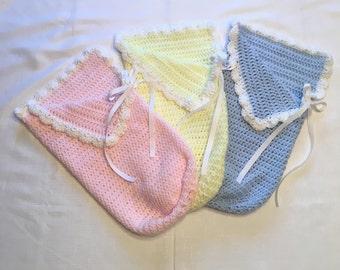 Handmade Baby Bunting