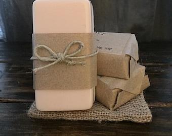 Sandalwood Goats Milk Soap