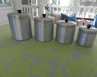 1950's Canister Set