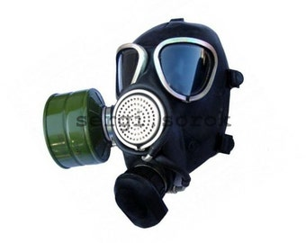 NBC Army Military Russian Gas Mask Respirator FM12 Scott M 95 M2 M-40 GP-7VM 2017 year