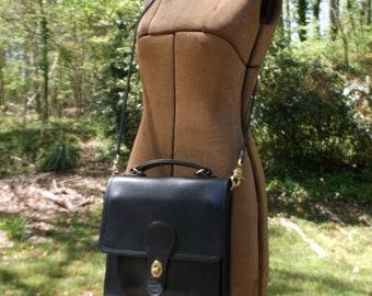 Vintage Coach Satchal Handbag