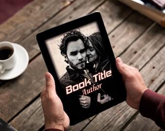 "Premade Ebook Cover ""Dangerous Romance"" Fiction Literary Fiction Romance Thriller"