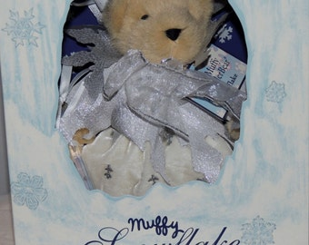 1993 MUFFY Snowflake Never Removed from Box