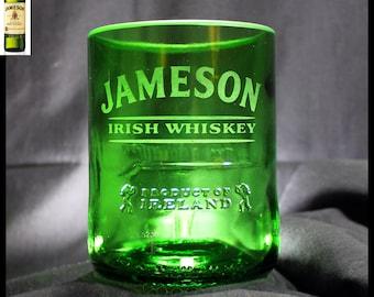 Jameson Irish Whiskey Rocks Glass, Personalized Husband Gift, Birthday Gift, Boyfriend Gift, Father Gift, Wedding Gift, Whiskey Glass