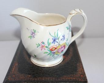 Clarice Cliff Olde Bristol Porcelain Designed By Duvivier Circa 1770 Newport Potteries Creamer