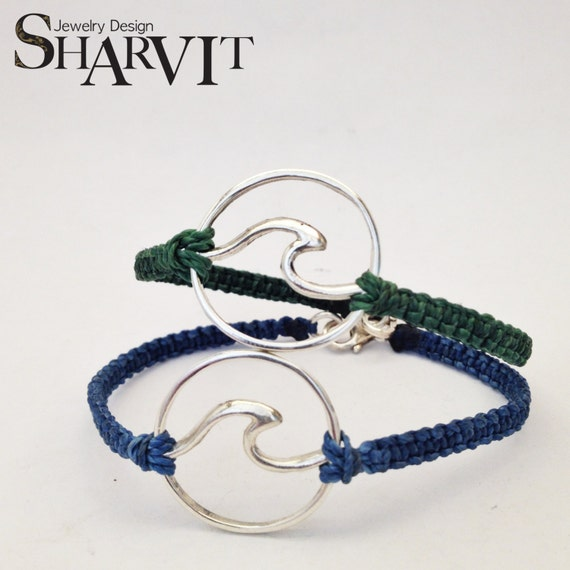 waves ourshop ocean chainmaille prod kit bracelet wave