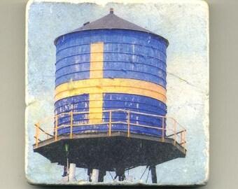 Andersonville Water Tank - Chicago, IL - Original Coaster