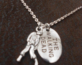 The Walking Dead Walker necklace