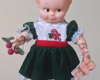 Christmas Cupie Girl
