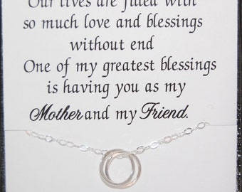 thank you message for my mother in law