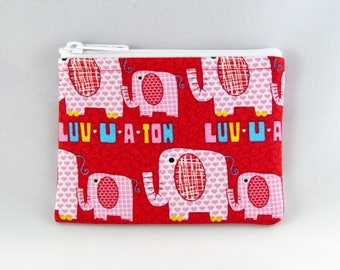 Luv-U-A-Ton Coin Purse - Coin Bag - Pouch - Accessory - Gift Card Holder
