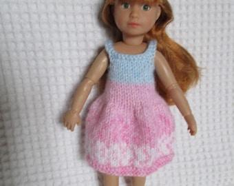 Käthe Kruse Kruselings doll clothes, dress.