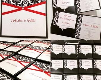 Wedding Invitation - Marilyn Suite