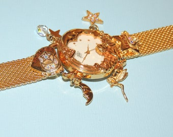 KIRKS FOLLY 1994 Angel Time 15th Anniversary Watch