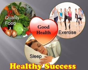 Do you have all the things you desire, and are you living life to the fullest? Healthy Sucsess eBook PDF Digital Download