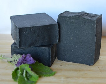 Activated Charcoal  Face Soap For oily Skin