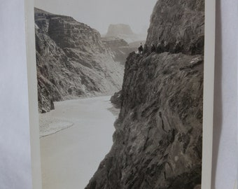 Postcards from the Grand Canyon - 1938.