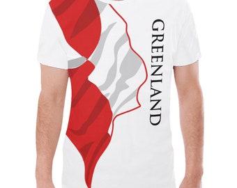 Greenland Men's Classic Flag Tee 2.0