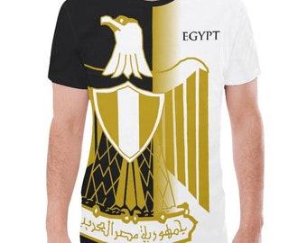 Egypt Men's Flag Tee
