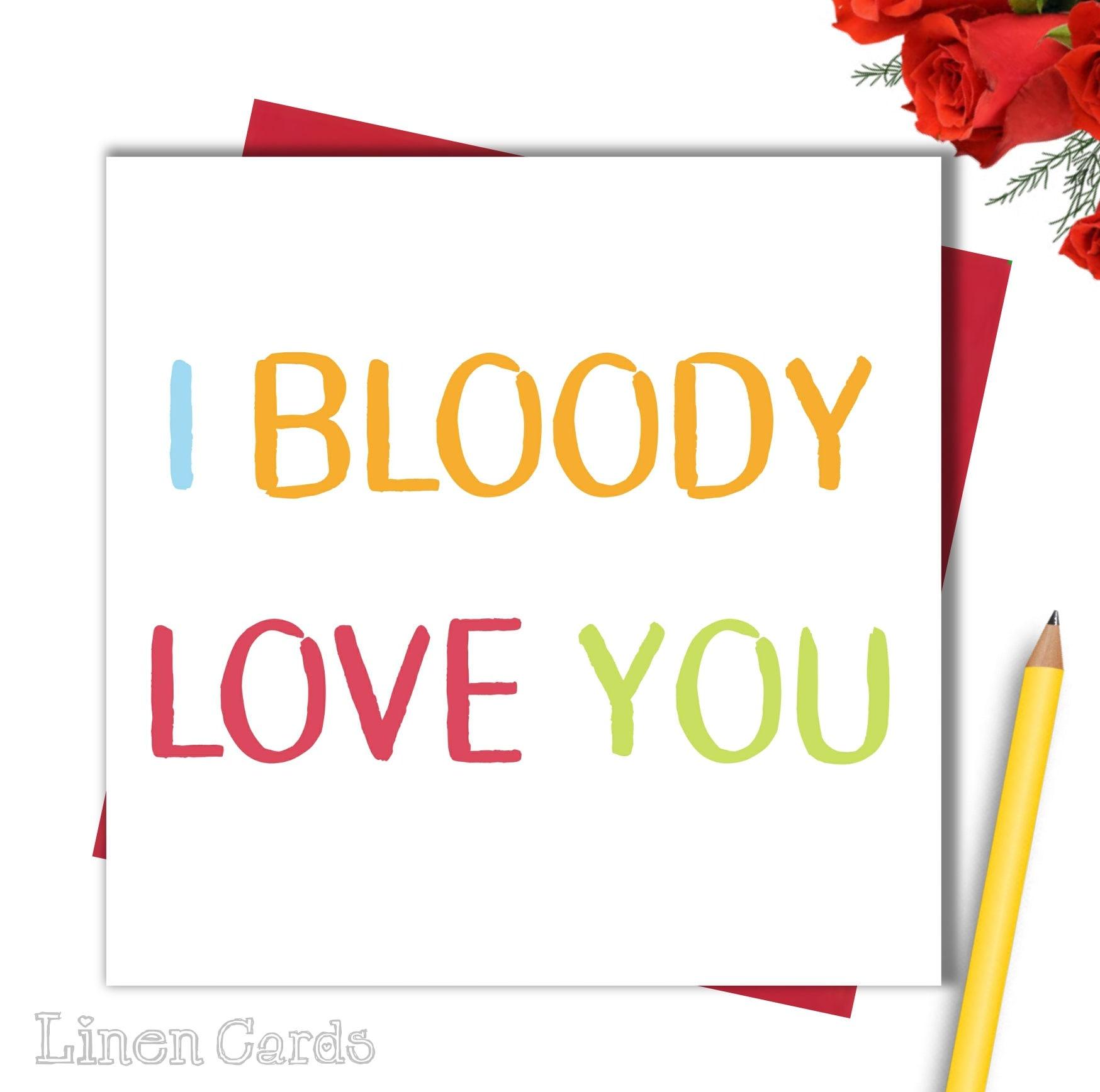 Greetings Card Card For Husband Wife Boyfriend Girlfriend