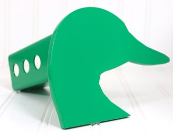 Green Duck Head Hitch Cover