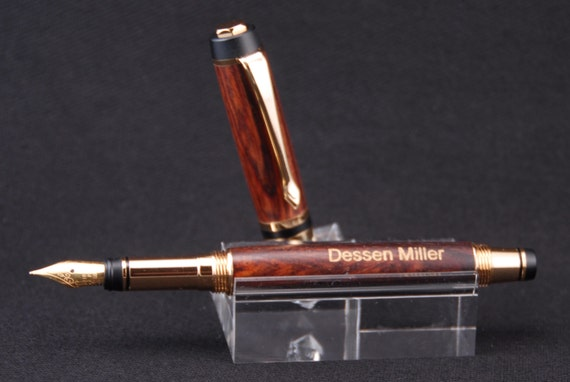 Pen and/or Box Engraving