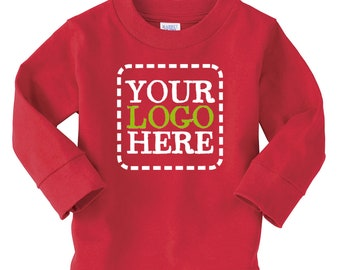 Custom TODDLER SWEATER SIZE 2T - 5/6T  Add Your Logo or Text