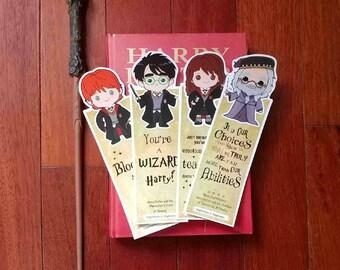 Bookmarks- Wizard School