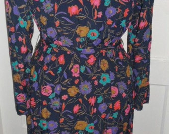 Vintage Dress The Kollection LTD Size 14