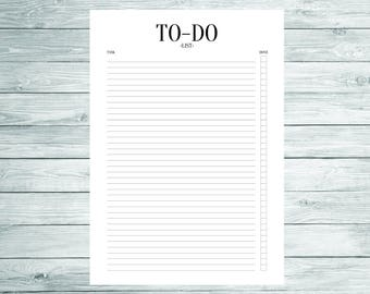 to do lists template