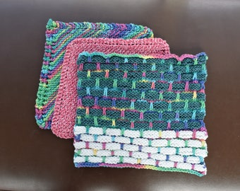 Dishcloth 3-pack