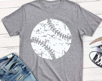 Baseball svg, grunge Baseball svg, baseball mom, svg, dxf, eps, png, distressed Baseball svg, svg files, digital download, iron on decal