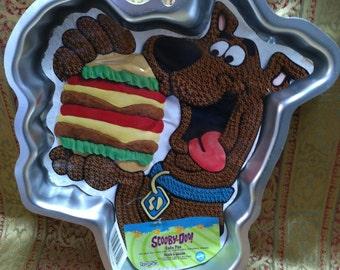 Scooby Doo Cake Etsy