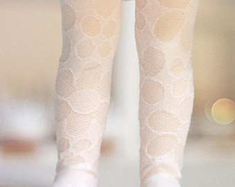 Floral Lace Stockings