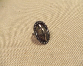 Tribal silver ring  ( FREE SHIPPING SALE)